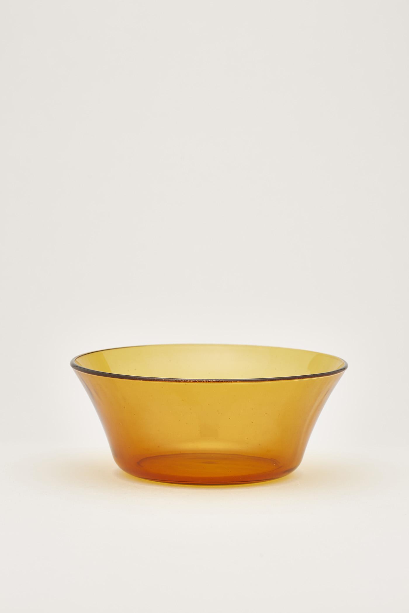Duralex Amber Small Salad Bowl