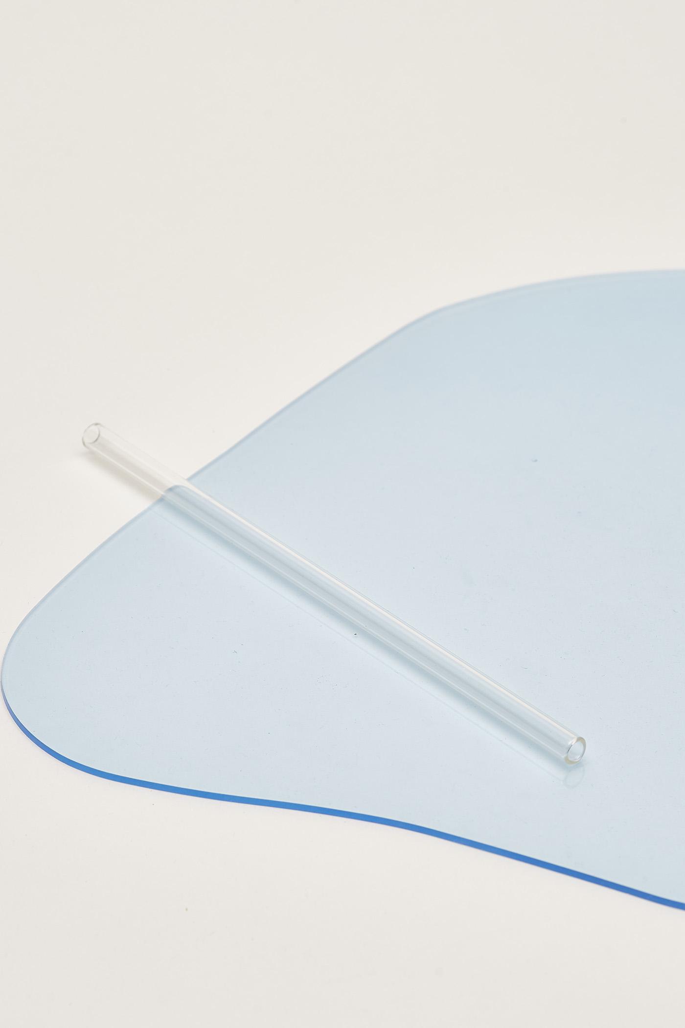 Trendglas Glass Straw 25cm