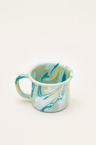 Bornn Marble Large Mug