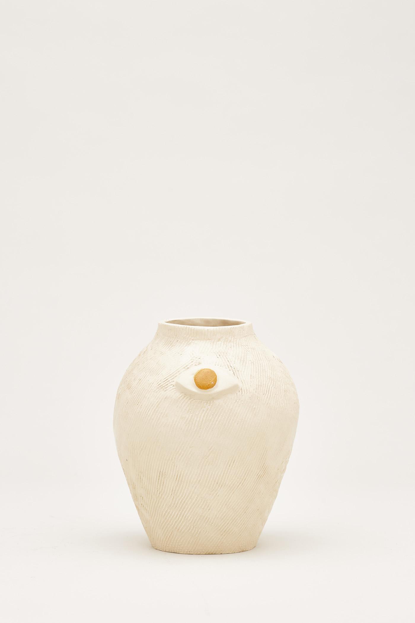 Hey Camel Eye Vase