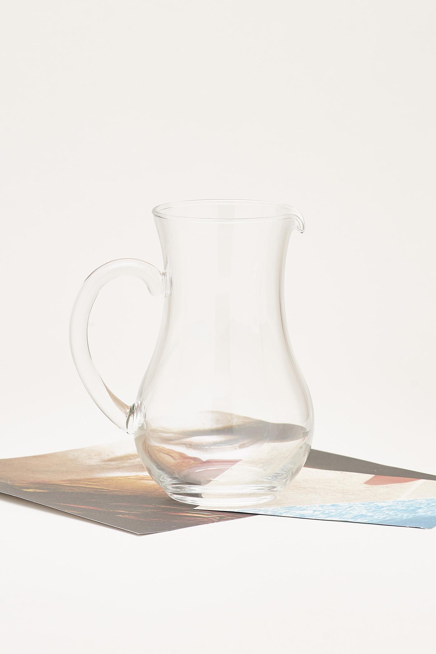 Araldo Glass Pitcher