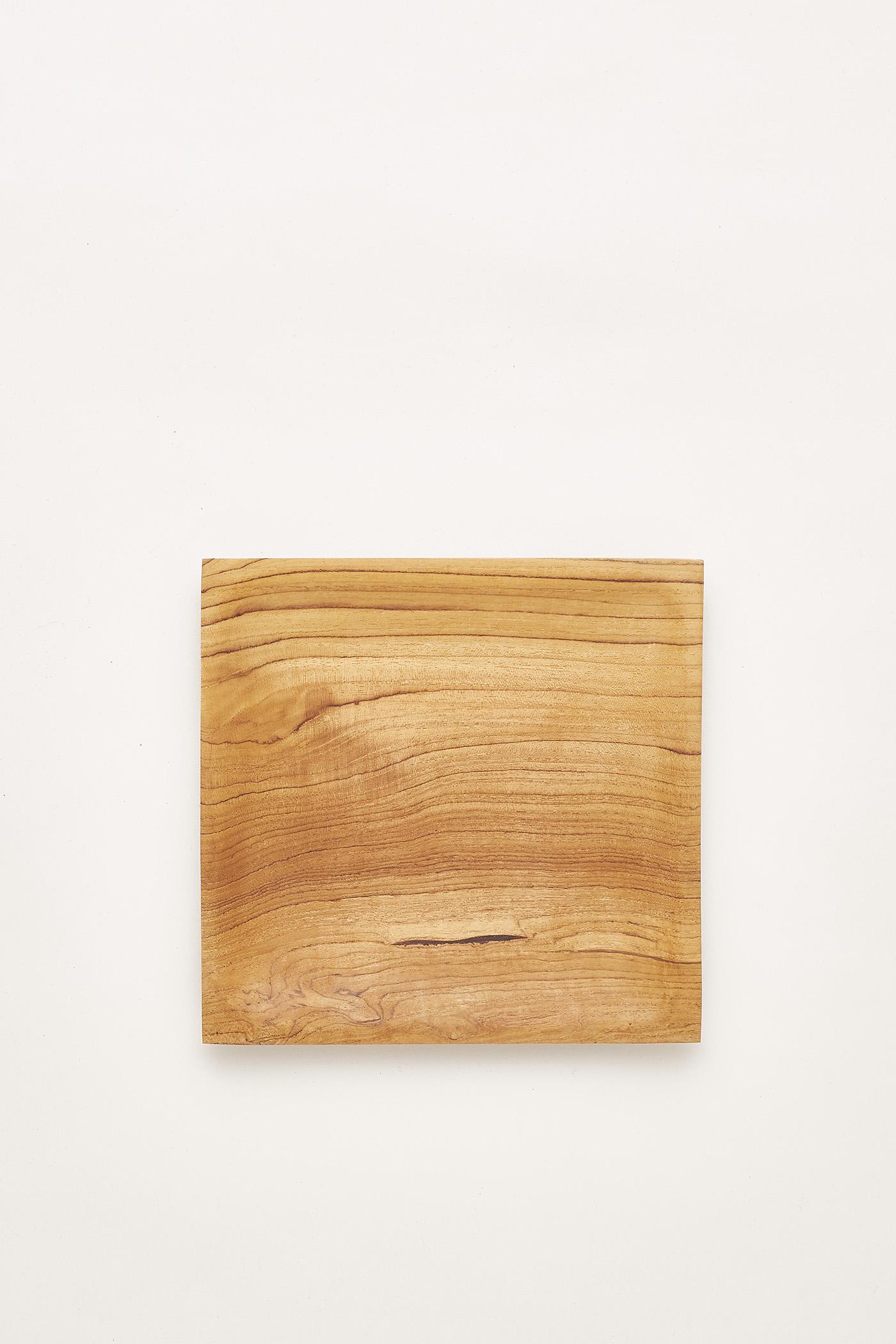 Bjarne Wooden Square Plate
