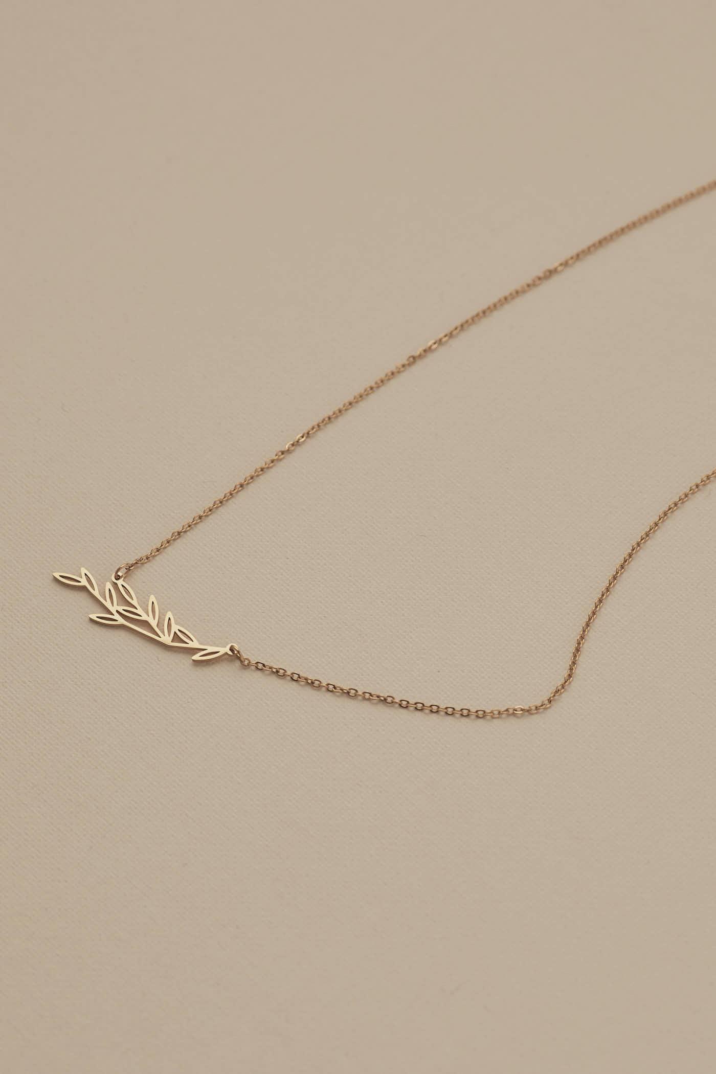Teha Necklace
