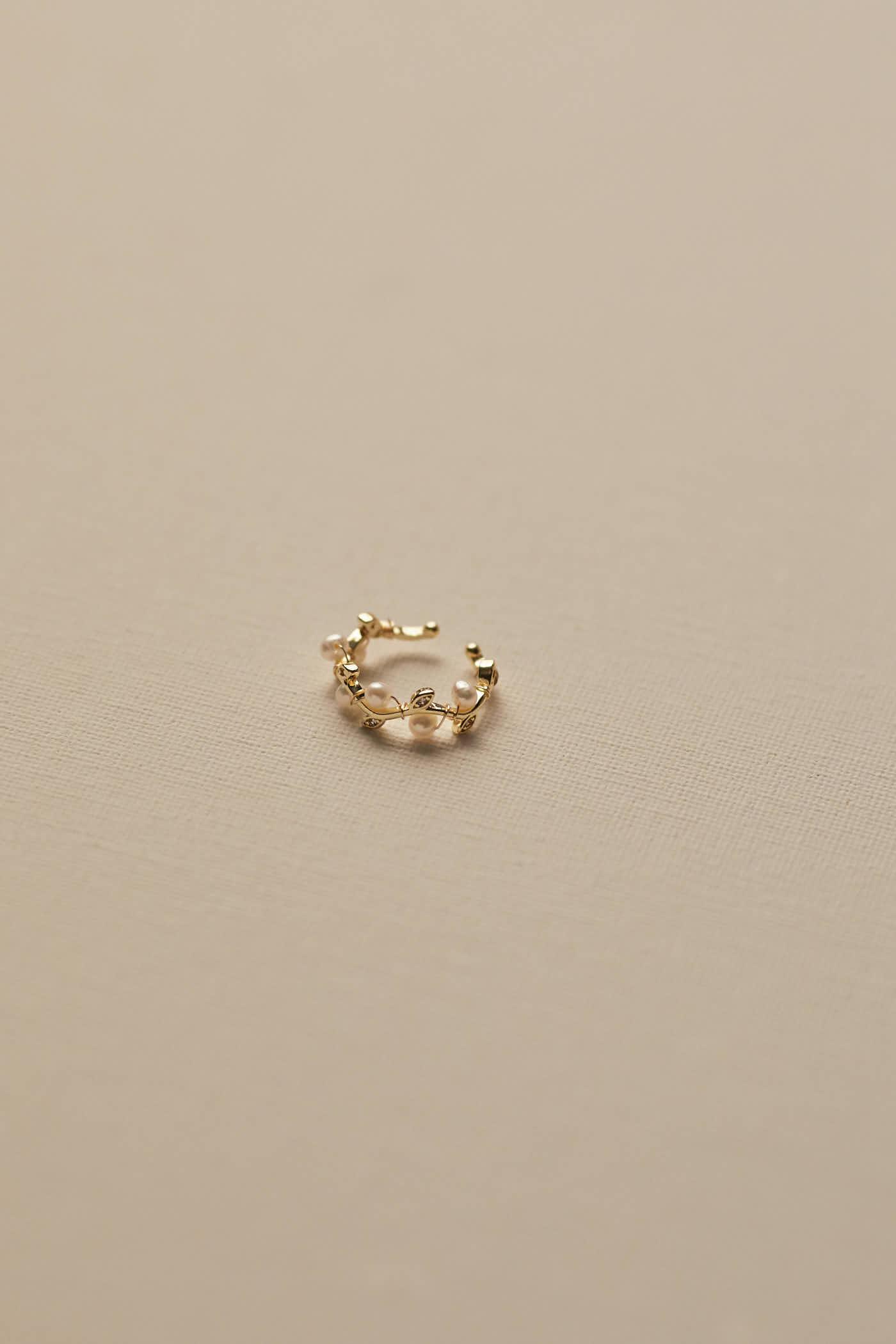 Cheye Pearl Ring
