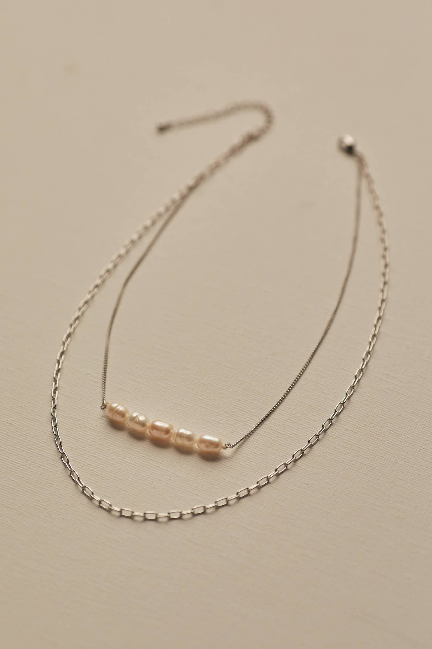 Quon Pearl Necklace