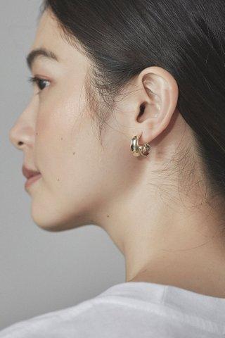 Gil Hoop Earrings