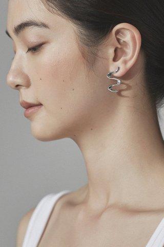 Mela Wave Earrings