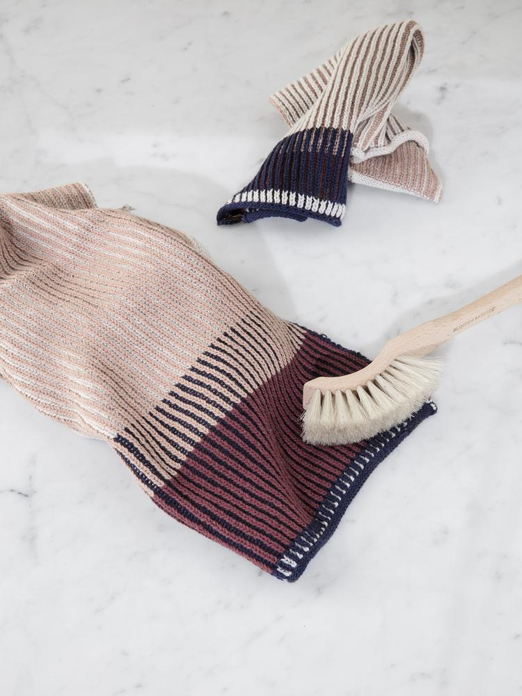 Ferm Living Akin Knitted Hand Towel