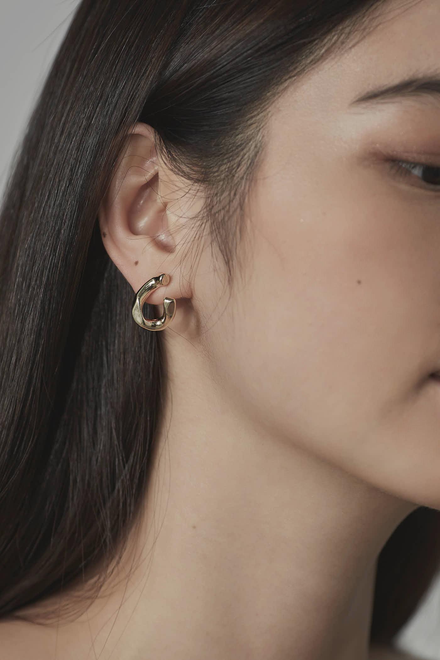 Mira Chain Earrings