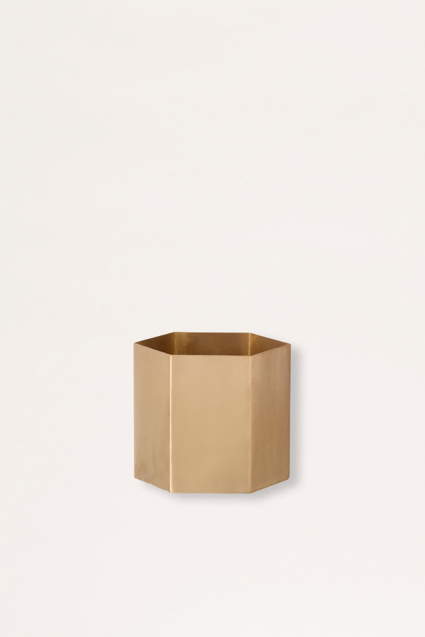 Ferm Living Hexagon Small Pot