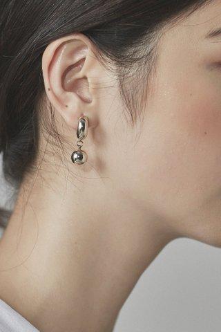 Tarah Hoop Earrings