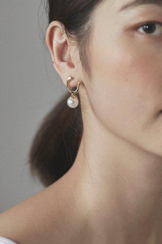 Lidwien Pearl Earrings