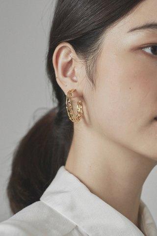 Dakota Hoop Earrings