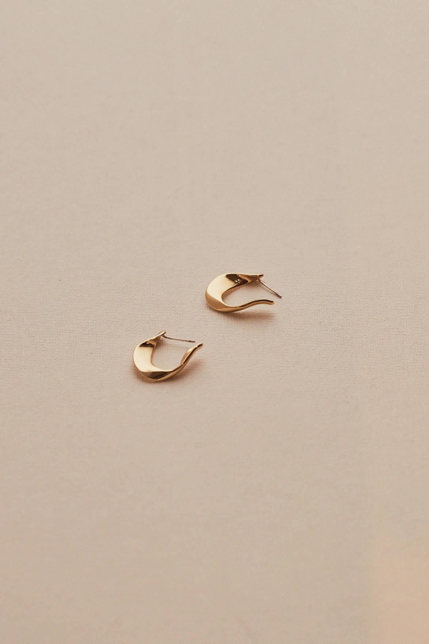 Ammy Hoop Earrings