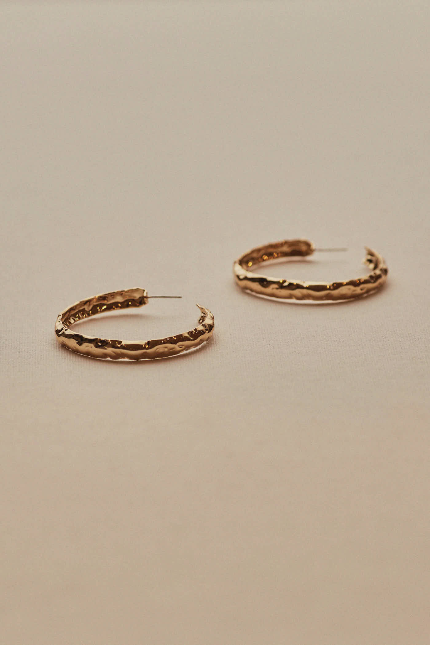 Lalaine Hoop Earrings