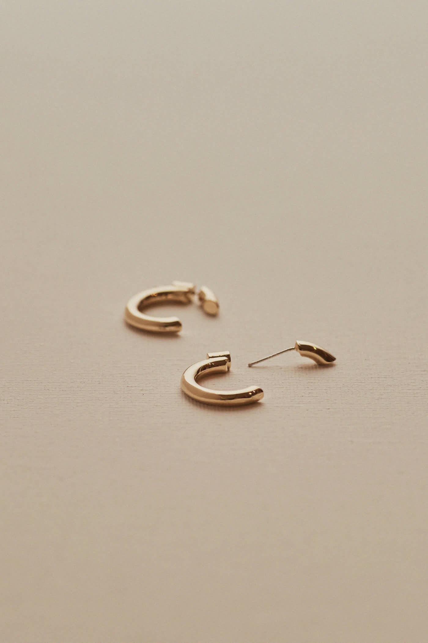 Valma Hoop Earrings