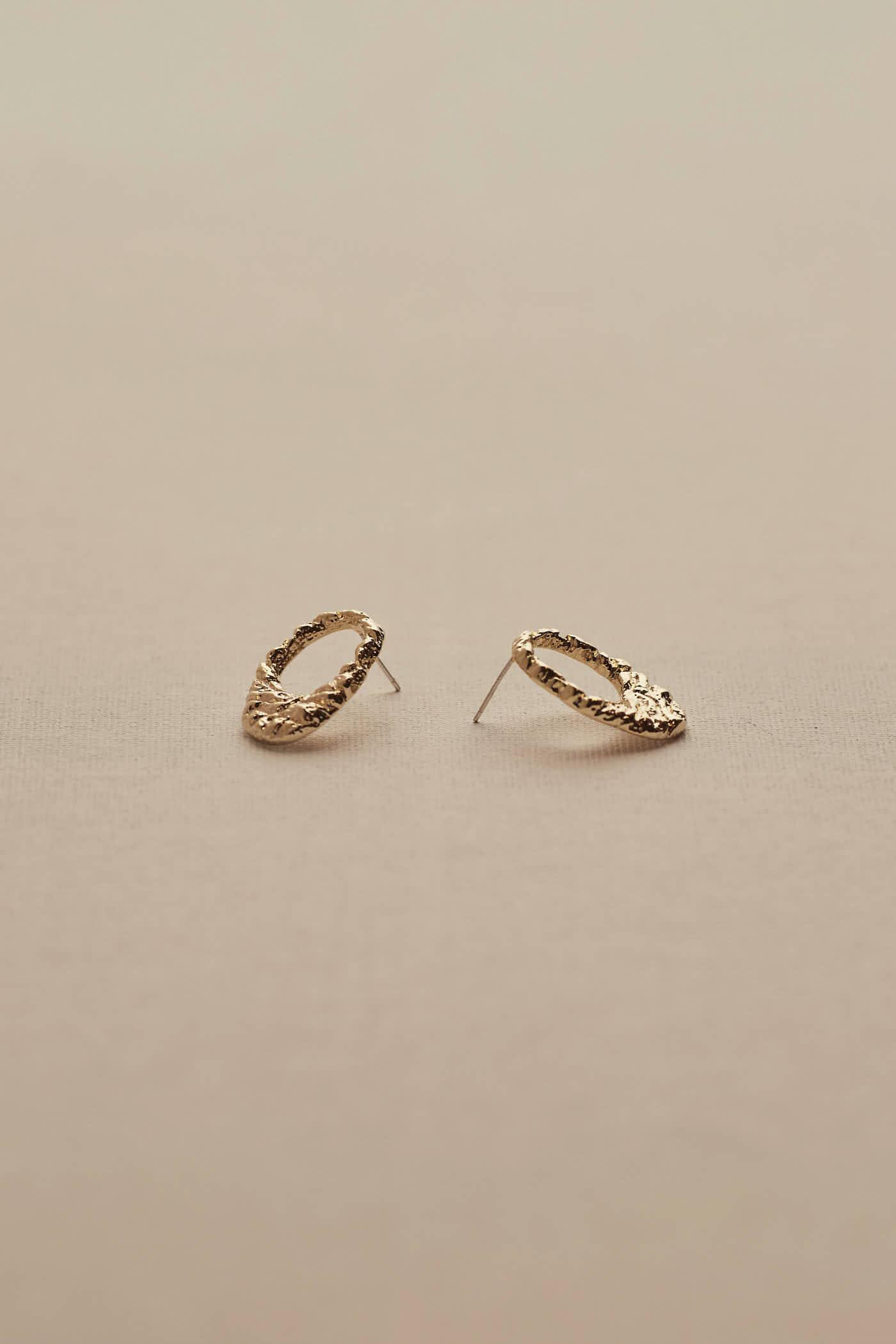 Danette Molten Earrings