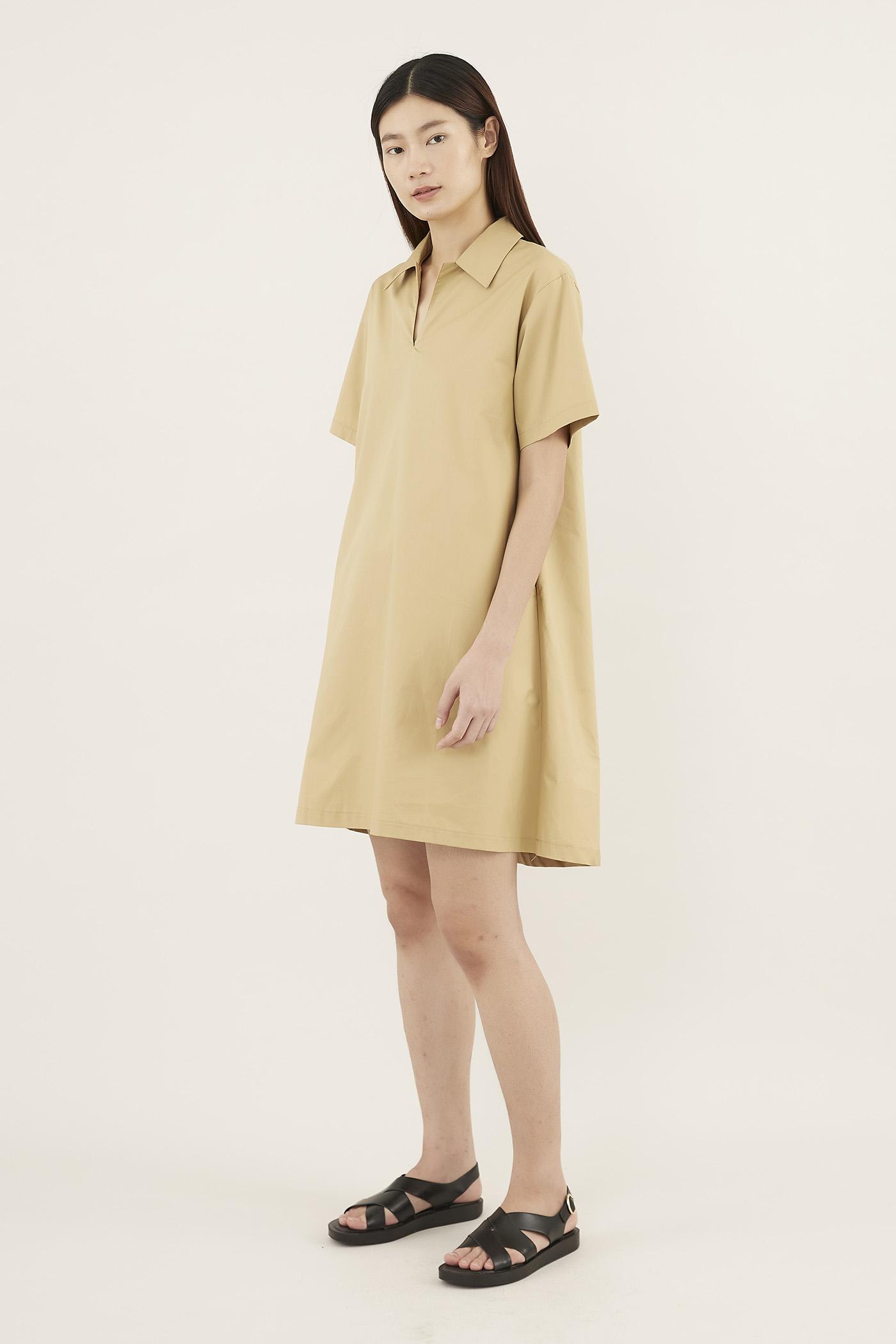 Clarice Oversized Dress
