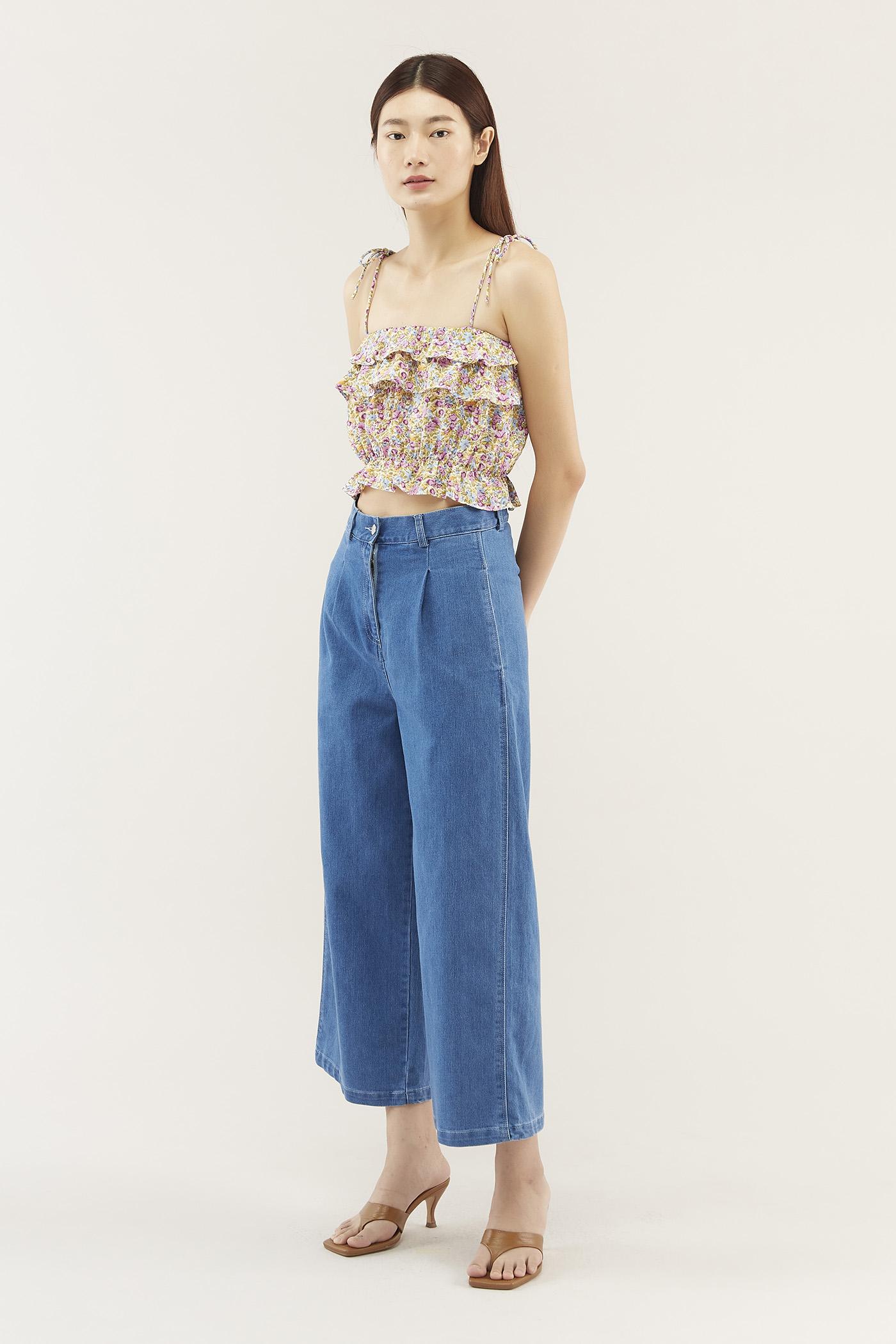 Shevonne Culotte Jeans