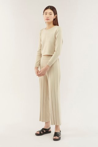 Geva Wide-rib Pants