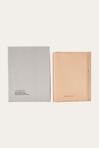 Monograph Passport Holder