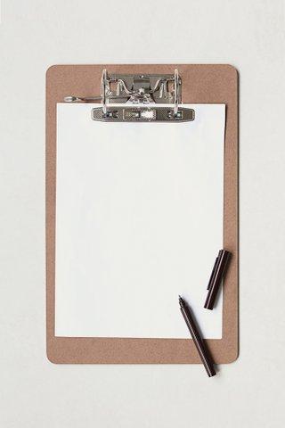 Monograph Clipboard
