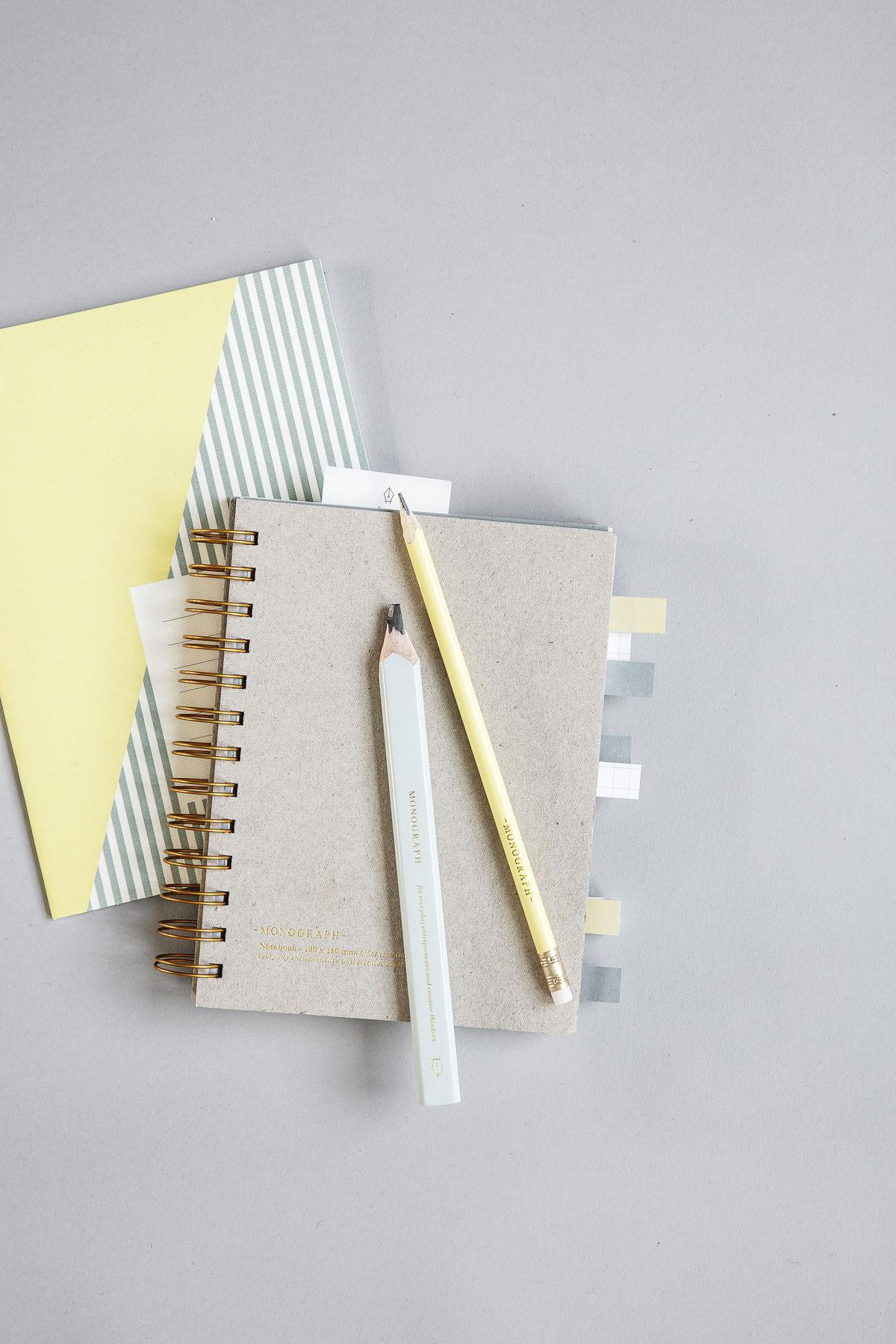 Monograph Small Note Book