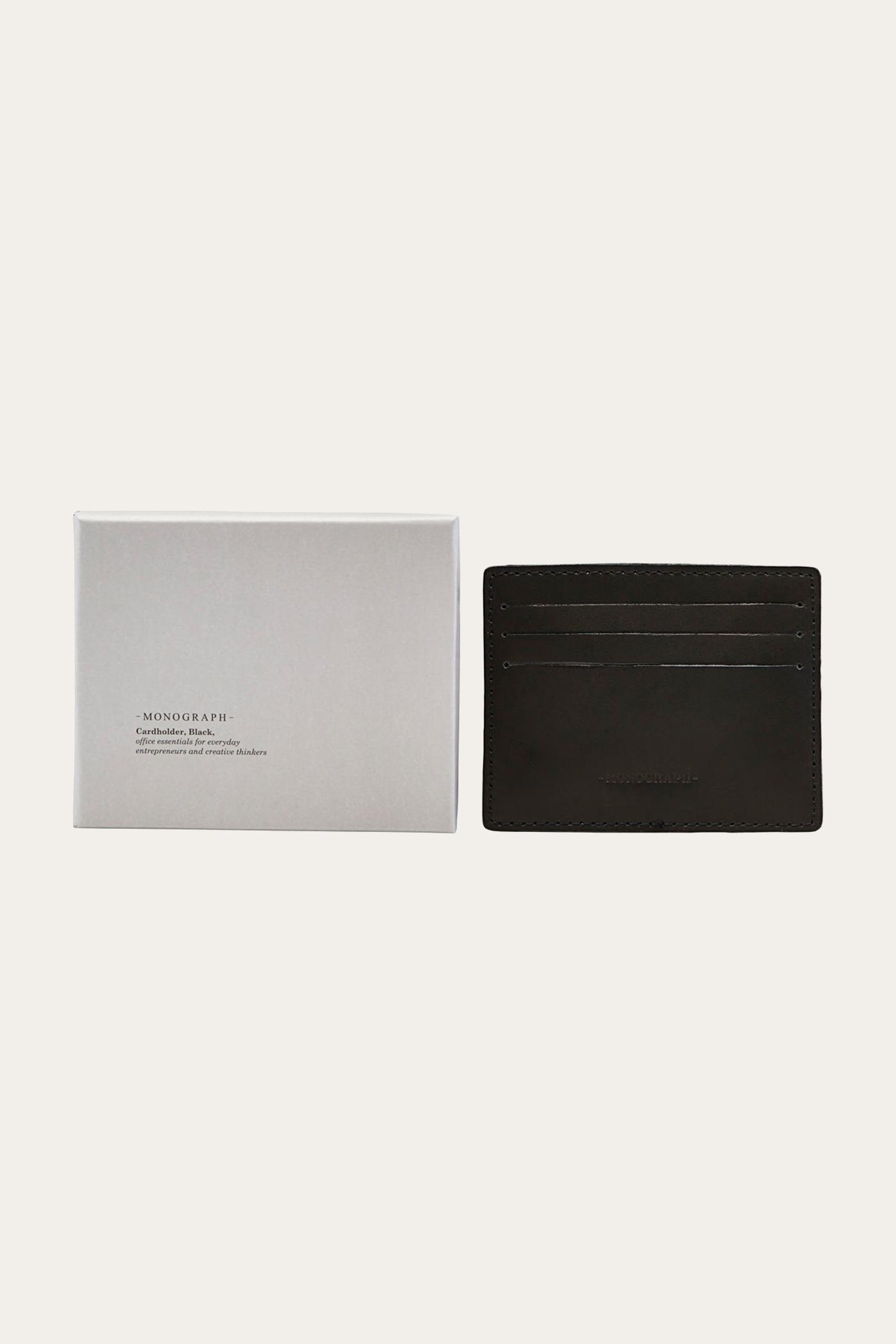 Monograph Cardholder