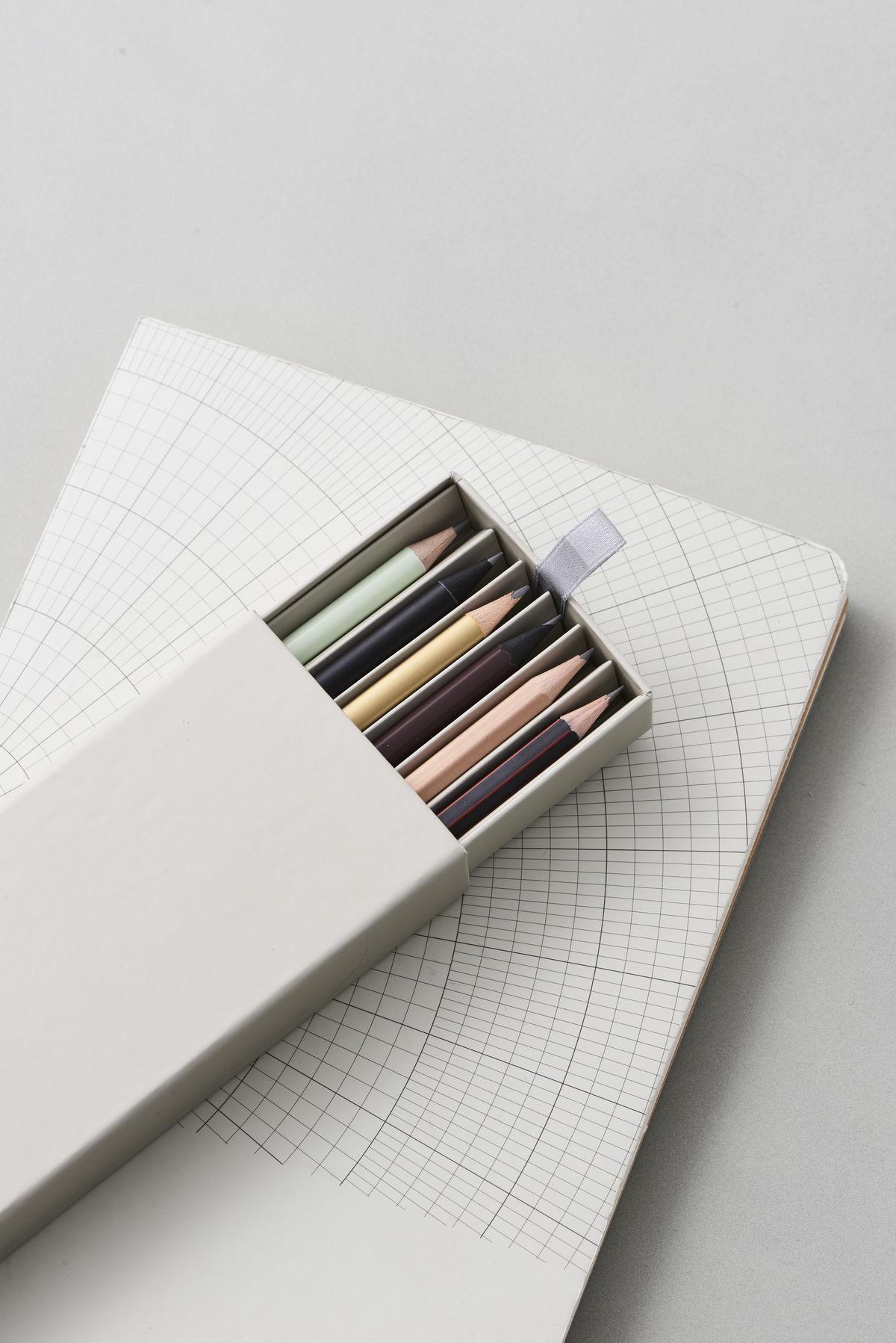 Monograph Writing Pencils