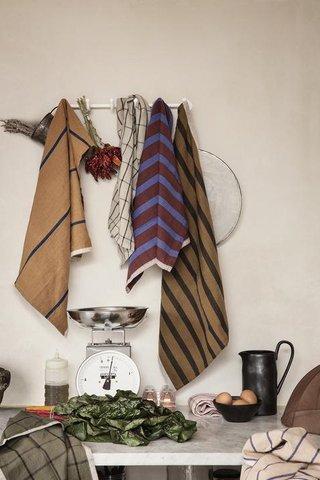 Ferm Living Hale Tea Towel