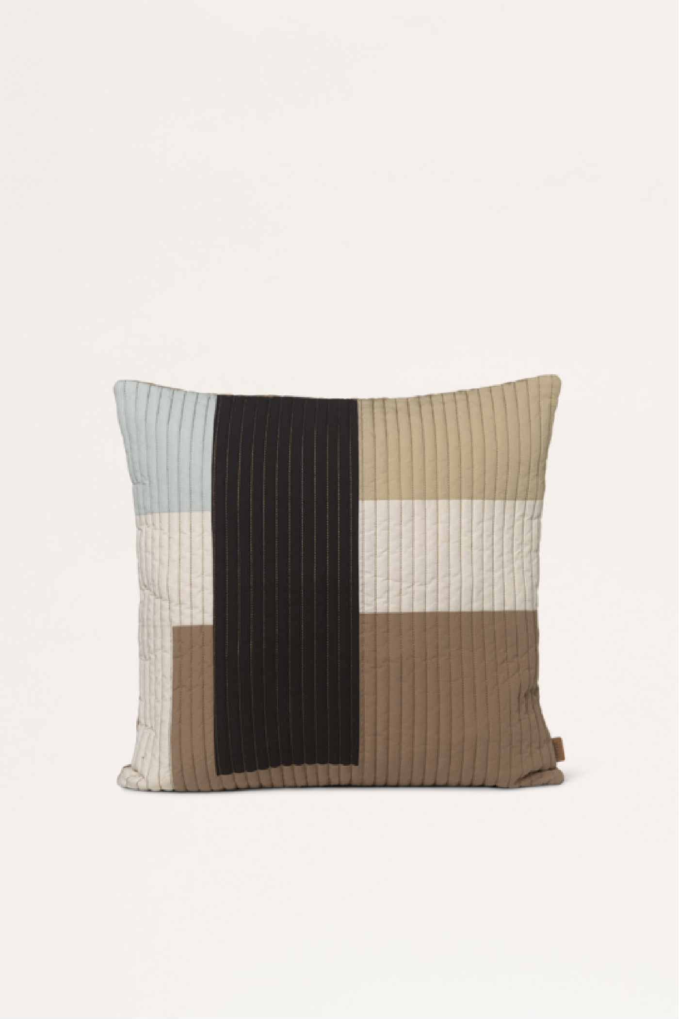 Ferm Living Shay Square Quilt Cushion