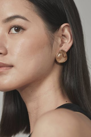 Eloise Marble Earrings