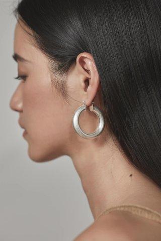 Laila Hoop Earrings