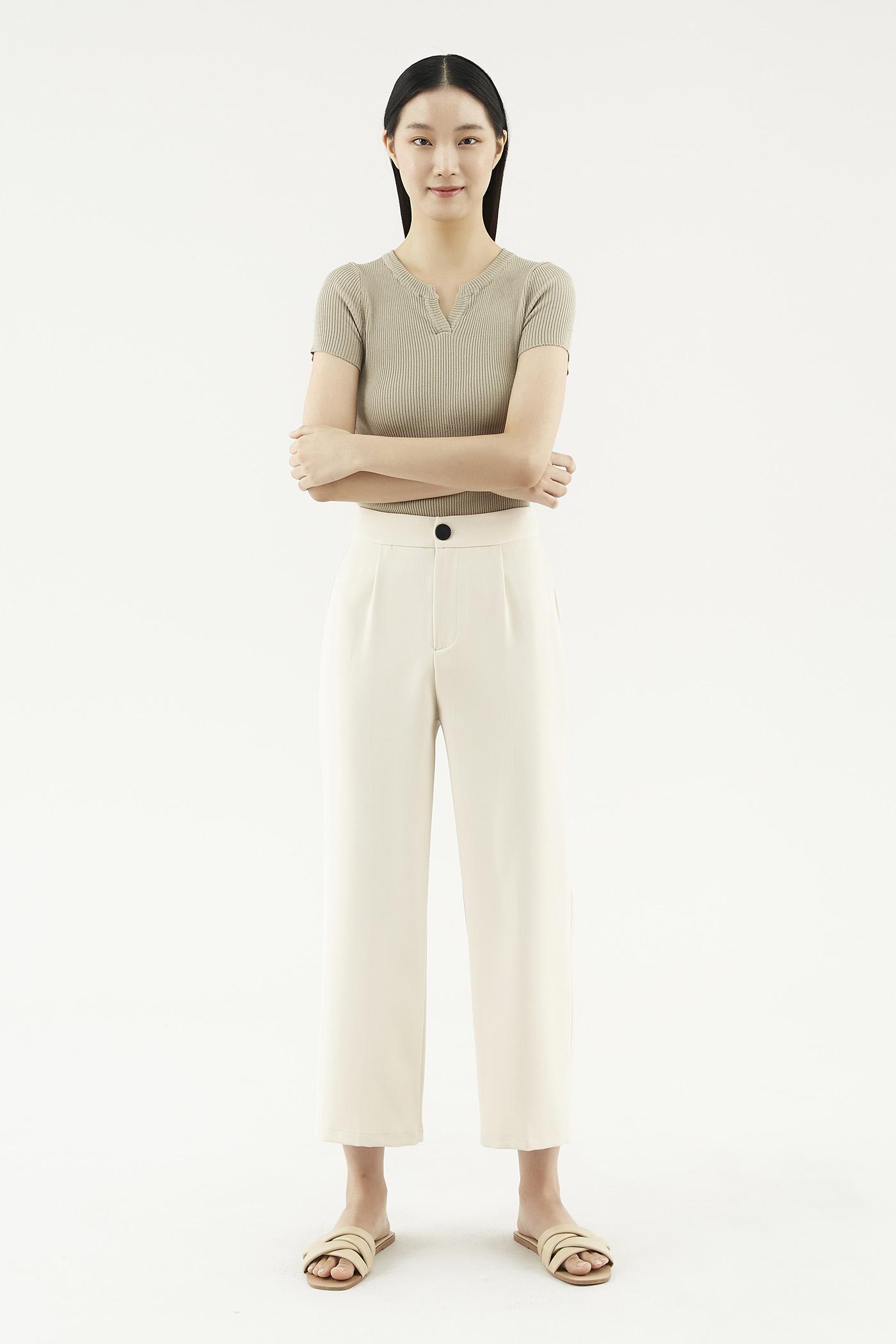 Kavell Crop Pants