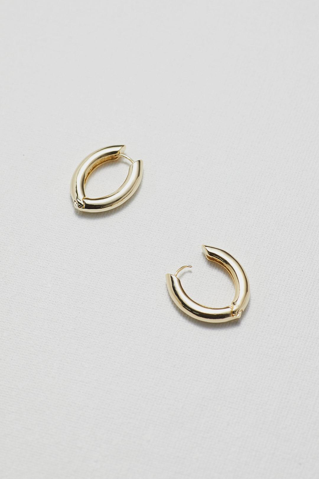 Casie Hoop Earrings