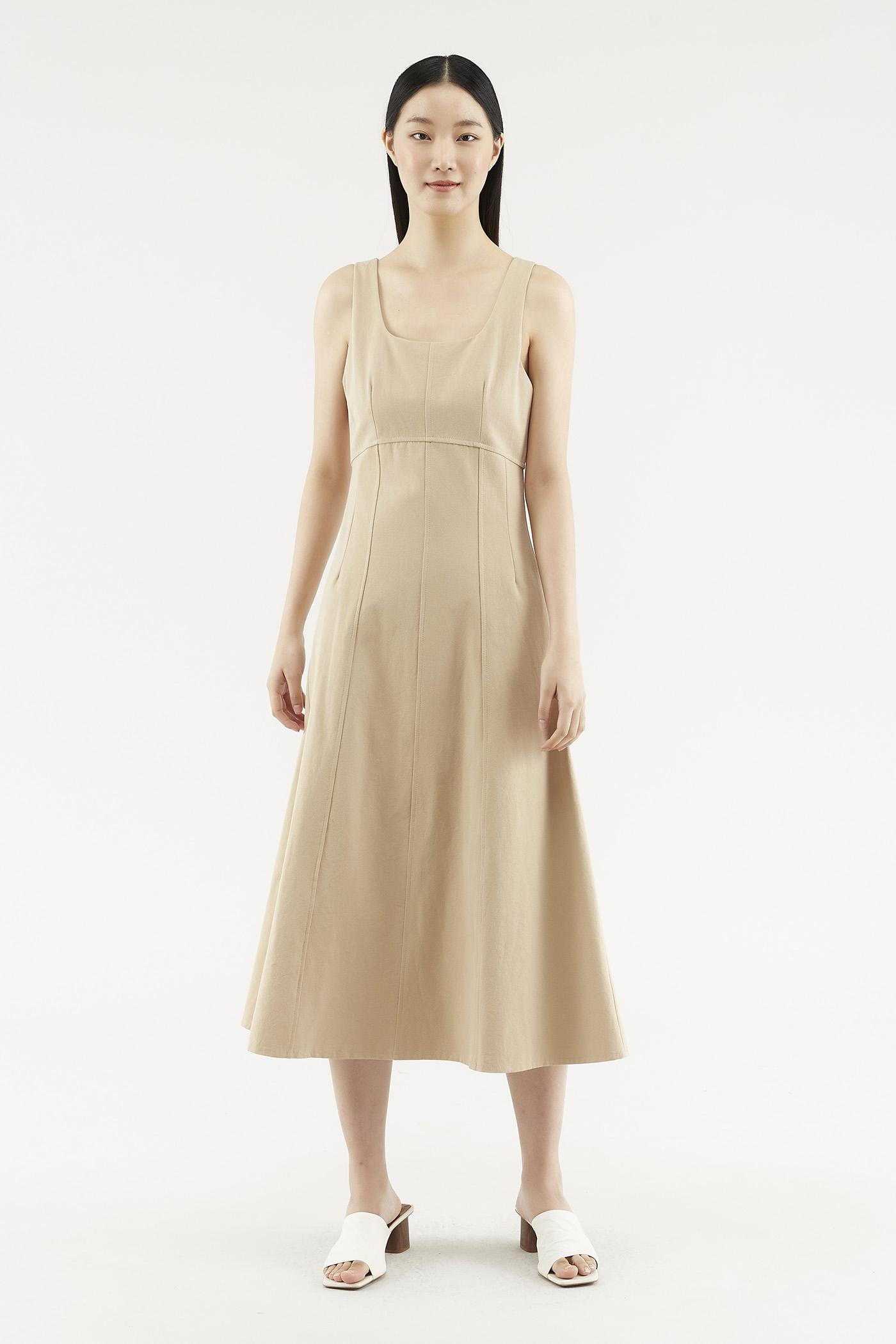 Tamesha Panelled Dress