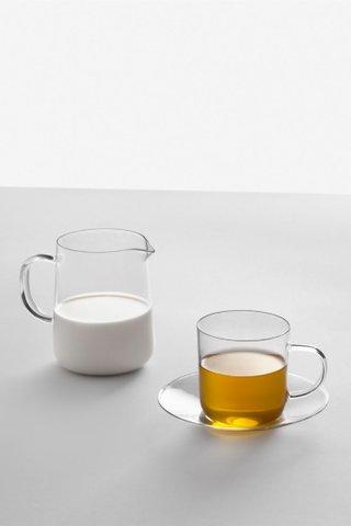 Ichendorf Wallpaper Tea Saucer
