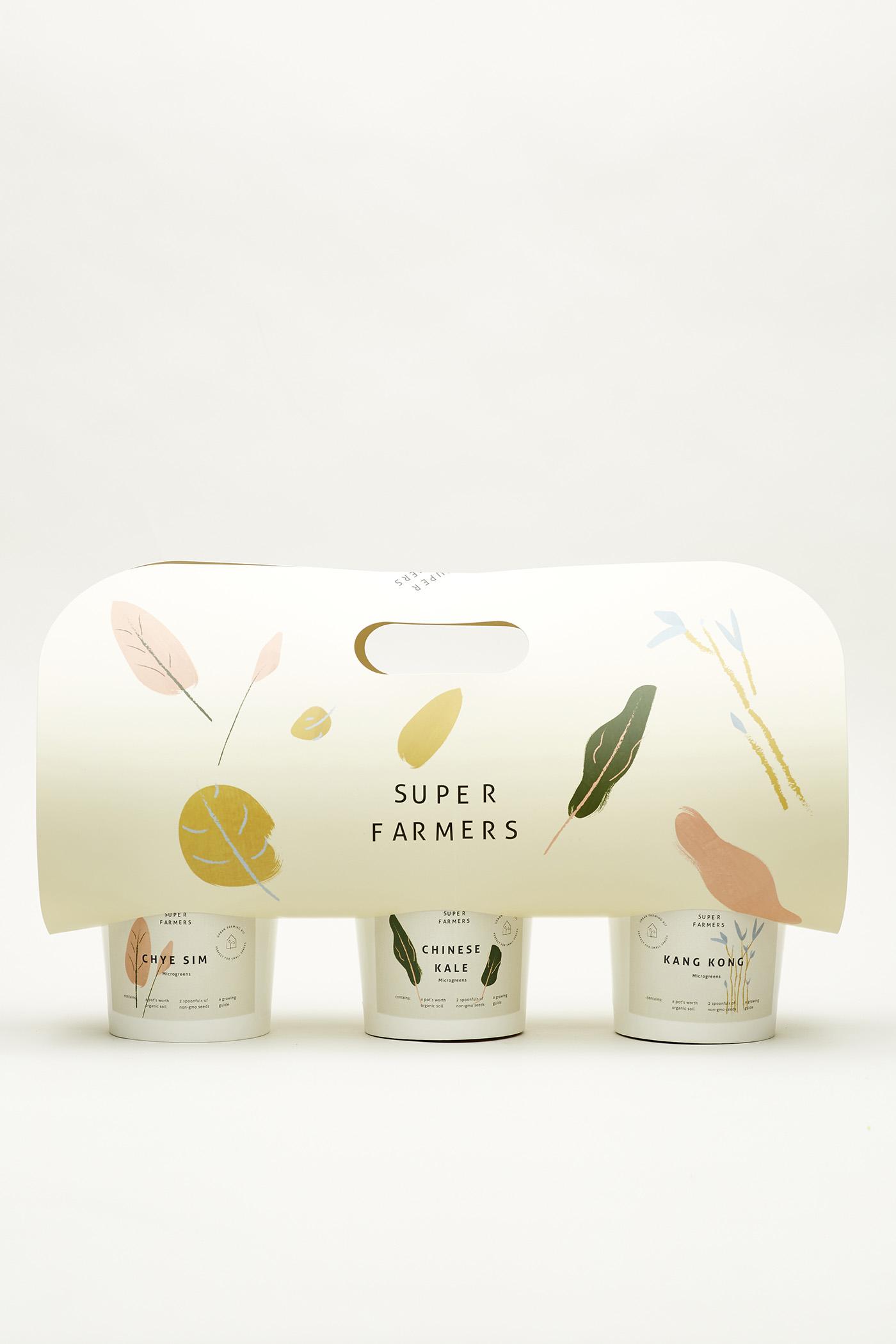 Super Farmers Urban Farming Kit