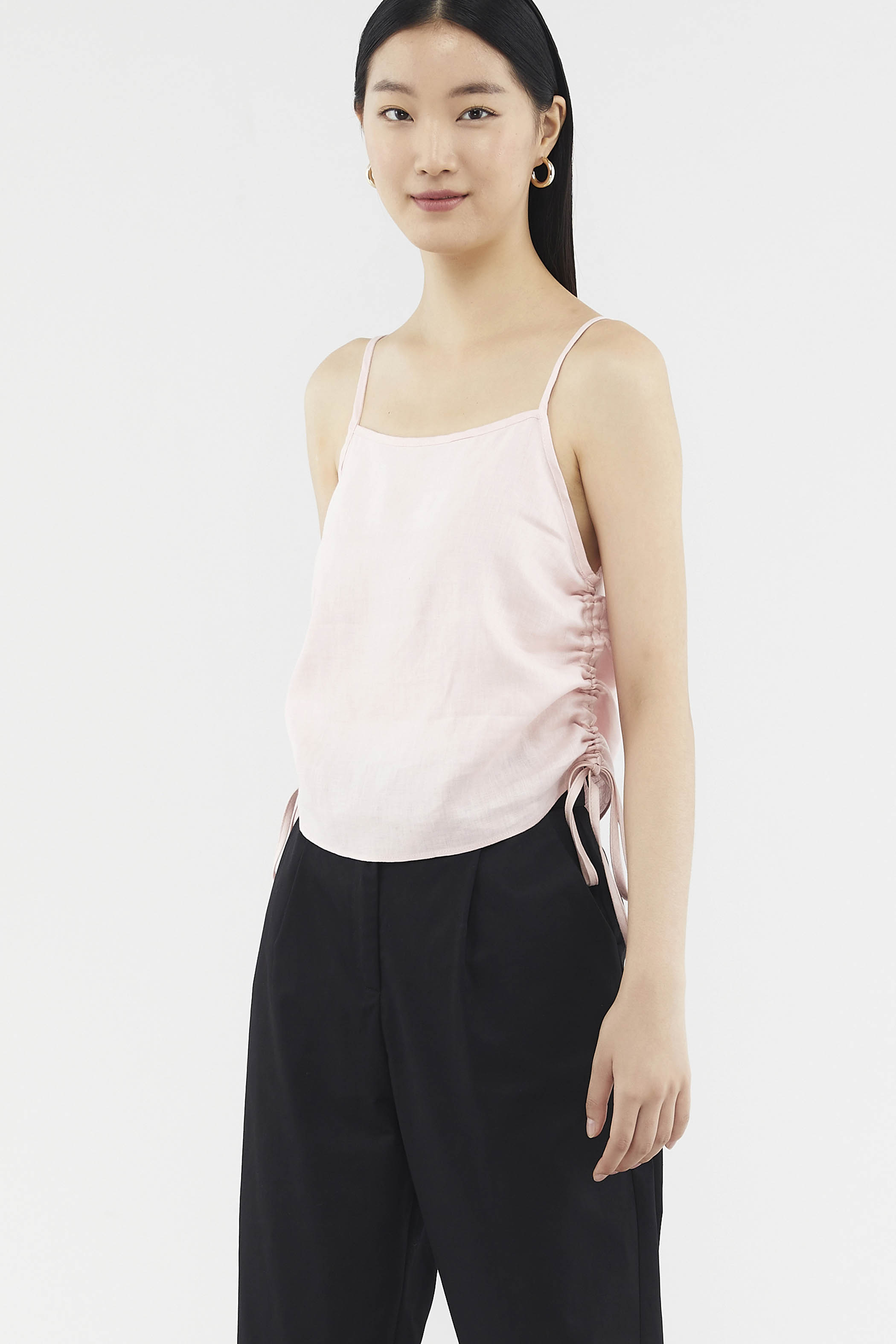 Ellisa Ruched Top