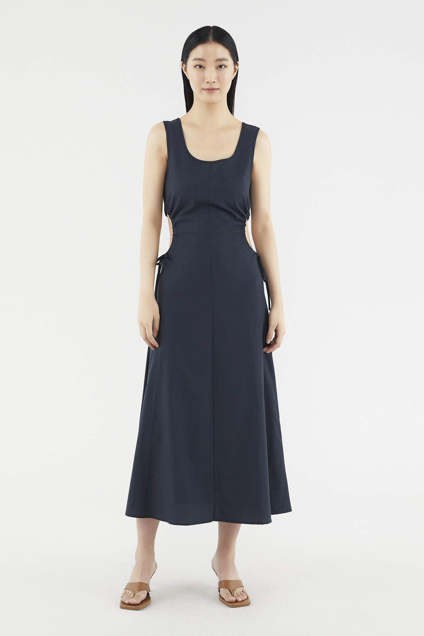 Ainsley Cut-out Dress