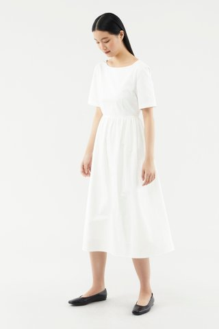 Mechelle V-back Dress