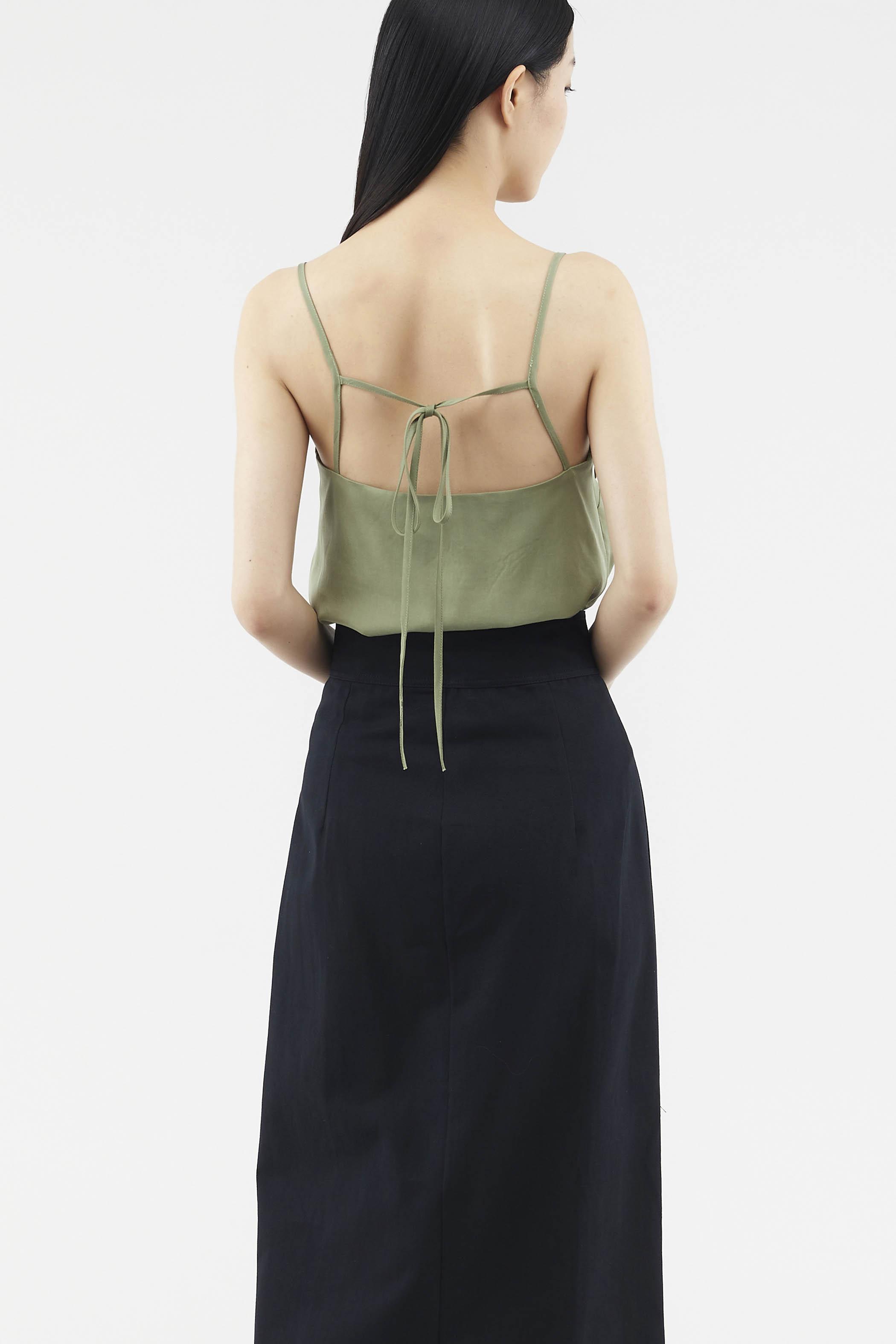 Jayven Back-tie Camisole