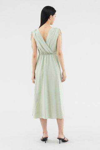 Kiara V-neck Dress