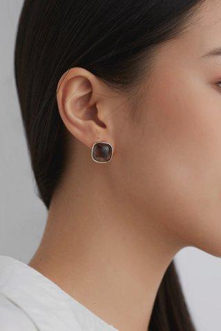 Jean Ear Studs