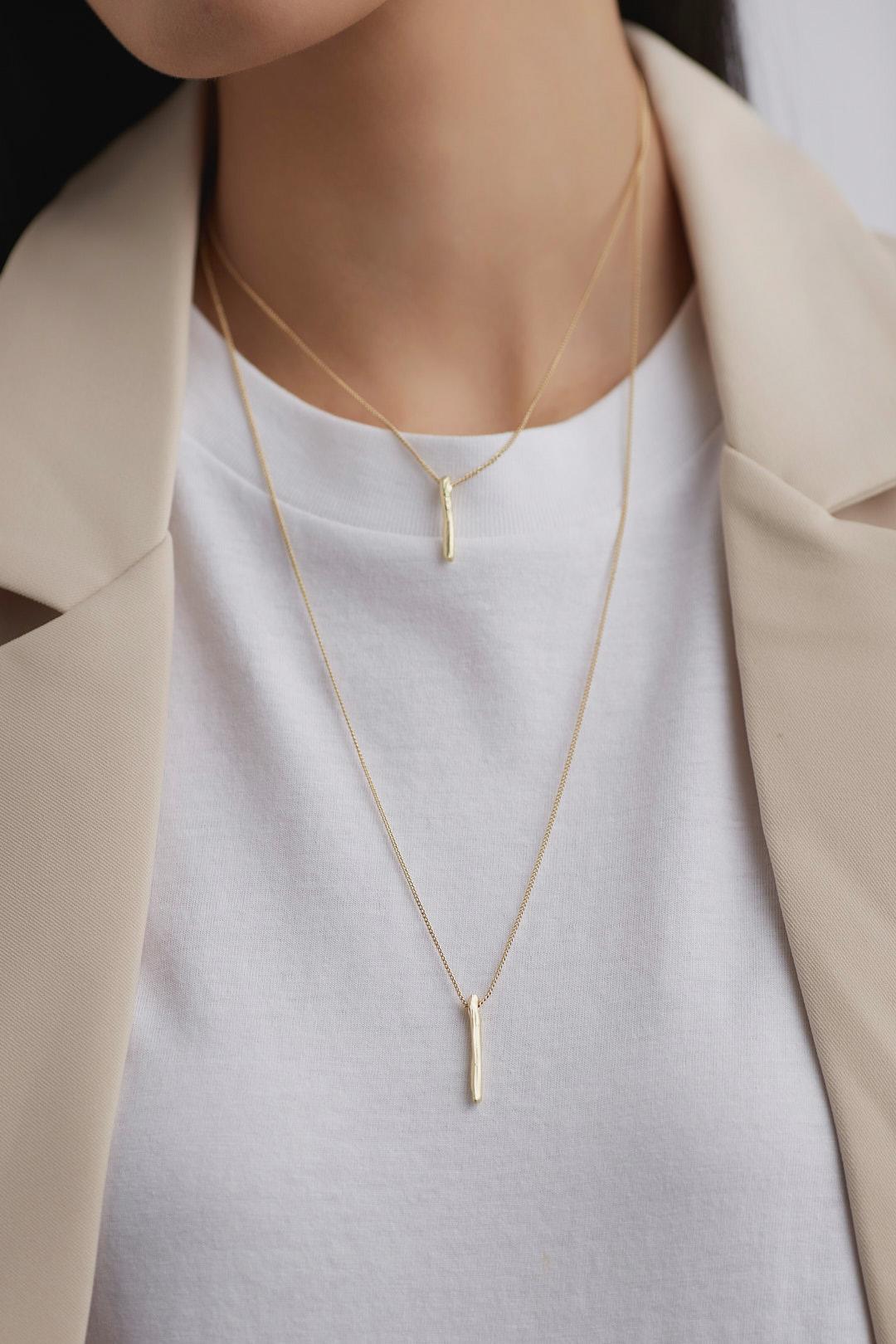 Jacee Drape Necklace