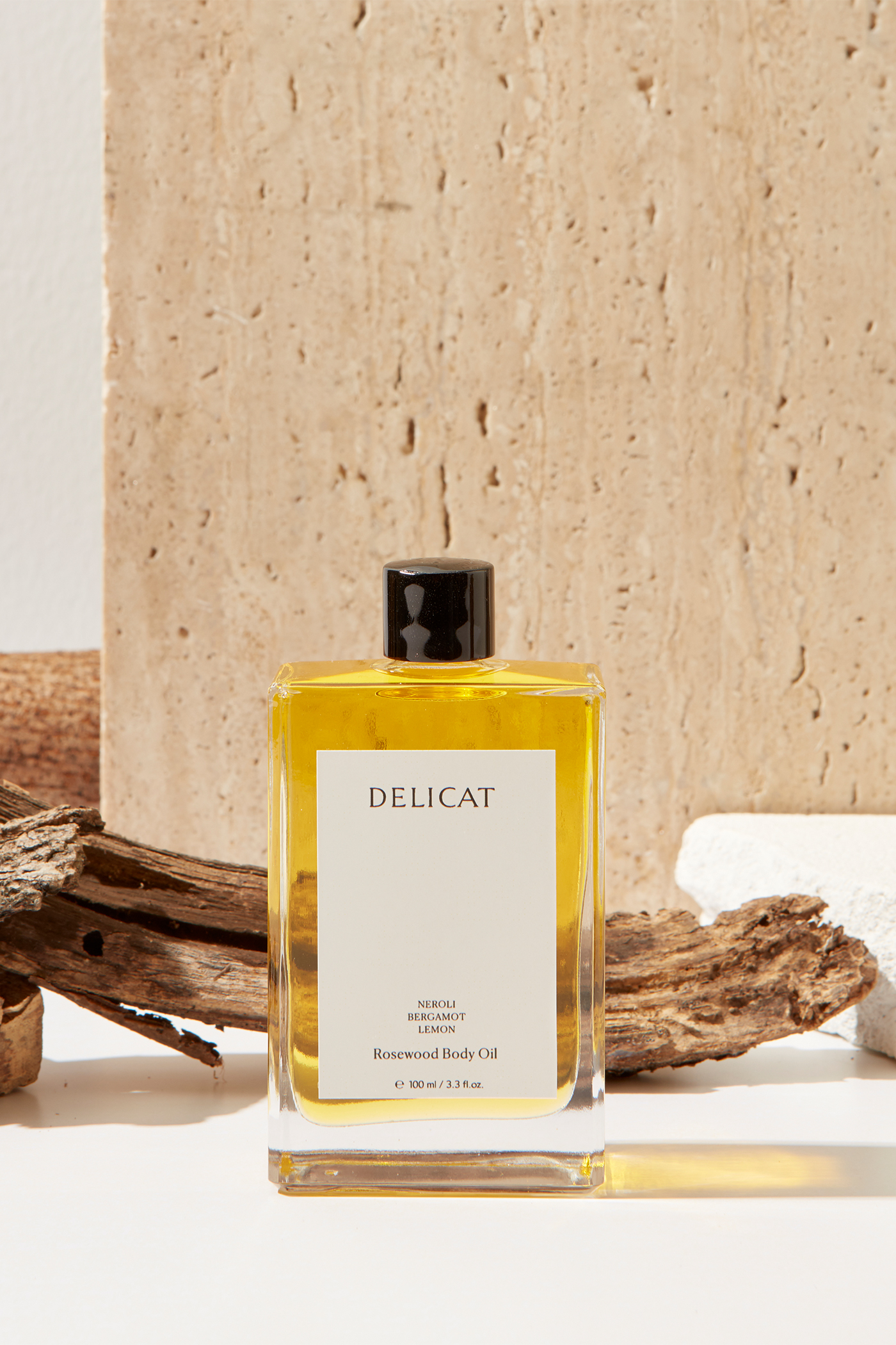 Delicat Rosewood Body Oil