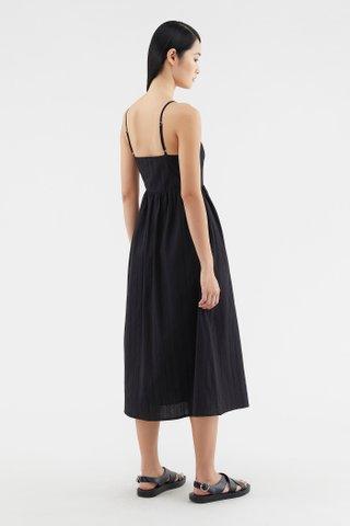Talisha V-neck Dress