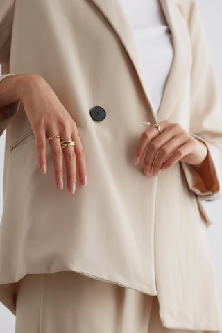 Livia Ring Set