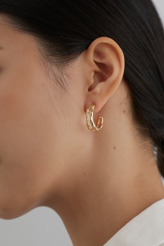Camile Hoop Earrings