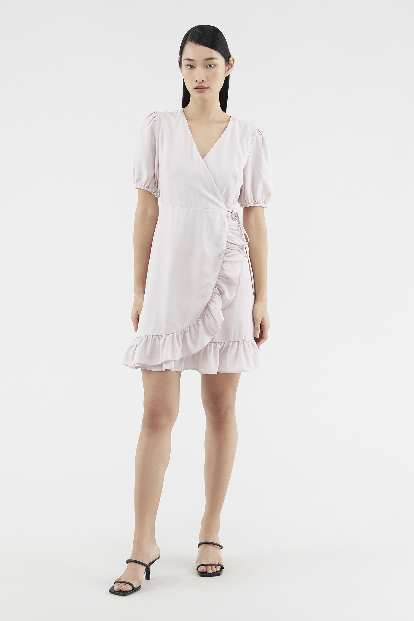 Fallon Wrap Dress